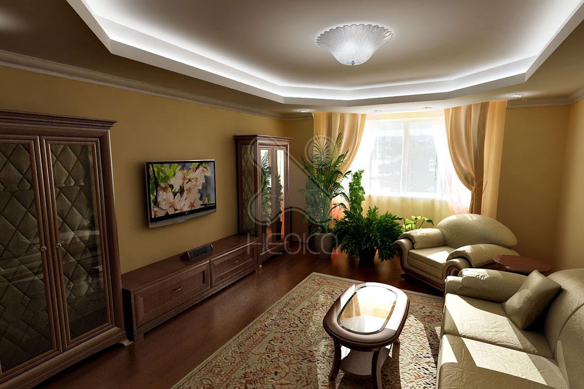 Фото интерьера жилого дома